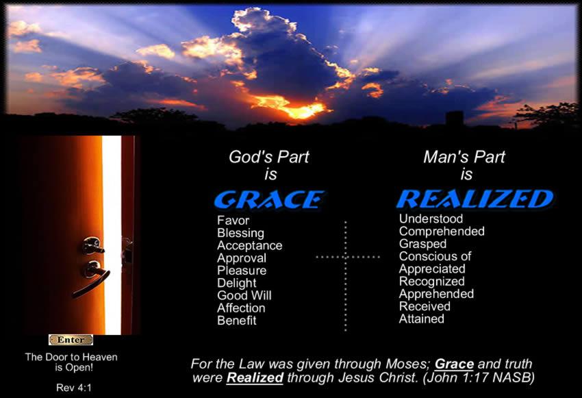 Grace and Realization